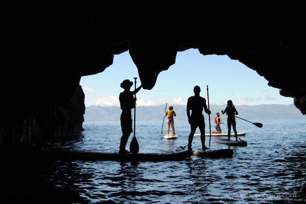 Stand Up Paddle - Ilha de São Jorge - Azores