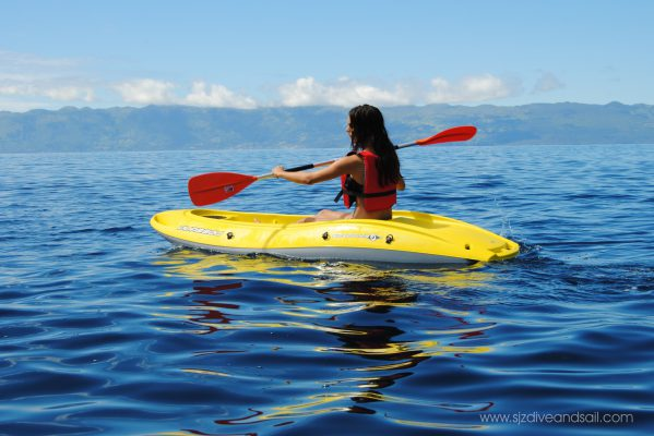 Kayak - São Jorge Açores