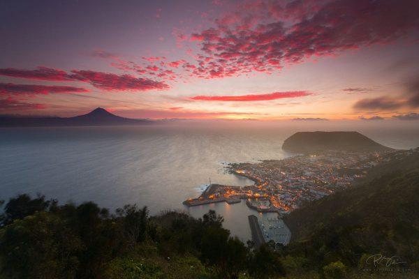 Ilha de São Jorge - Porto das Velas