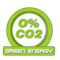 Eco-friendly 0% CO2 Green Website - Powered by Solar and Wind Energy Certified
